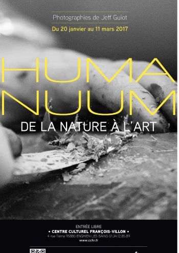 Exposition // HUMANUUM, de la nature à l'art