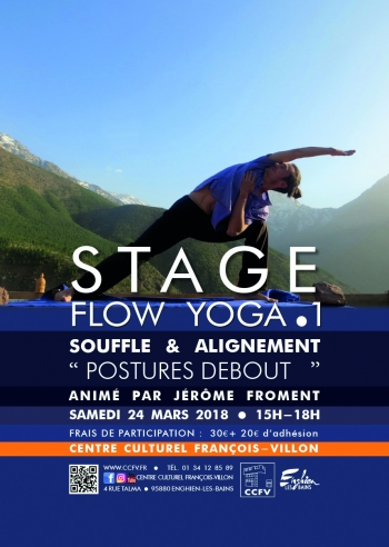 Stage // Flow Yoga