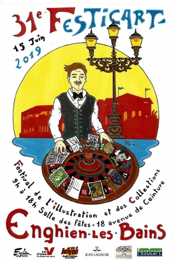 Salon de l'illustration « Festicart' »