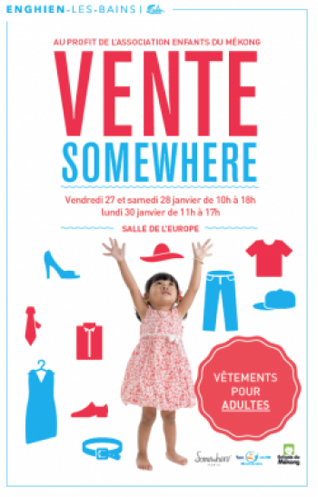 Vente // Somewhere