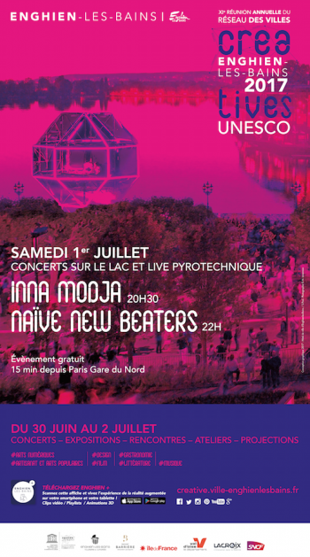 Concert // Inna Modja & Naive New Beaters