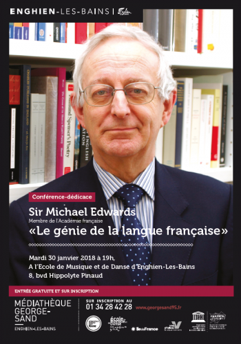 Conférence // Sir Michael Edwards