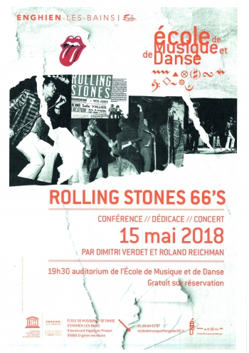 Conférence-concert // ROLLING STONES 66's