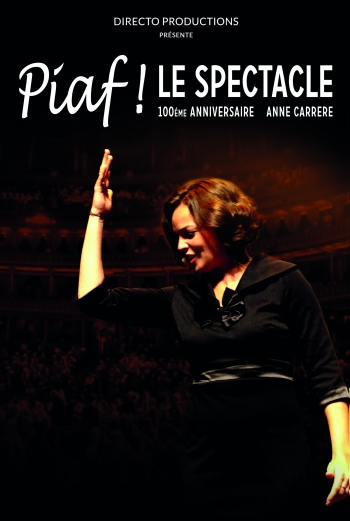 Spectacle musical // Piaf ! Le spectacle