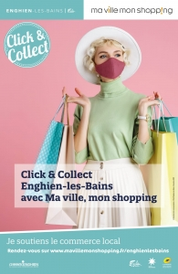 Click & collect // Ma ville mon shopping