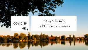 Info office de tourisme Covid-19