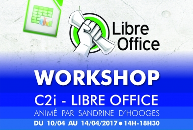 Formation // C2i – Gestion Libre Office
