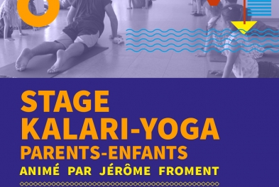 Stage parents-enfants // Kalari-Yoga