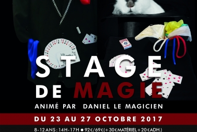 Stage // Magie