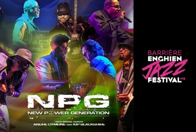 Concert // The New Power Generation celebrating Prince