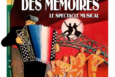 Spectacle musical // La Java des Mémoires
